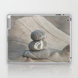 Zen pebbles stack Laptop & iPad Skin