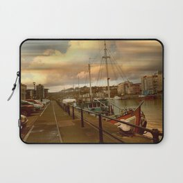 The Harbourside Laptop Sleeve