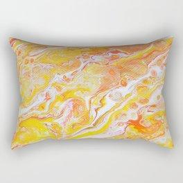 Autumn Abstract #3 Rectangular Pillow