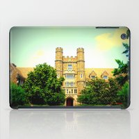 medical iPad Cases featuring duke medical by Chromatic Reflections