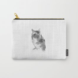 Hedwig + Gray Carry-All Pouch