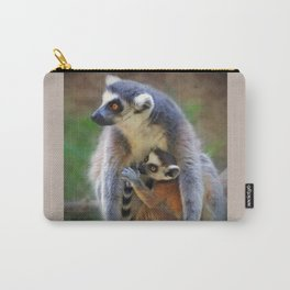 Mama and Baby Carry-All Pouch