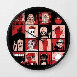 DEAD AF Wall Clock