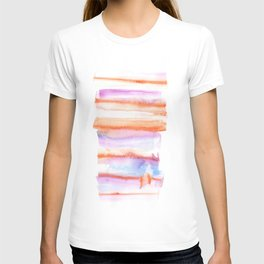 171122 Self Expression 4 | Abstract Watercolors T-shirt