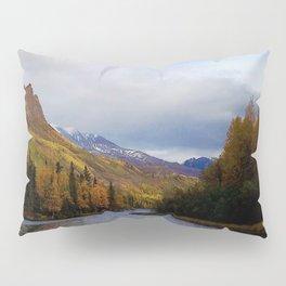 Matanuska River Alaska Pillow Sham