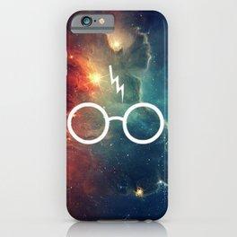 Lightning Scar Nebula HP iPhone Case