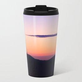 North Georgia Mountains at twilight Travel Mug