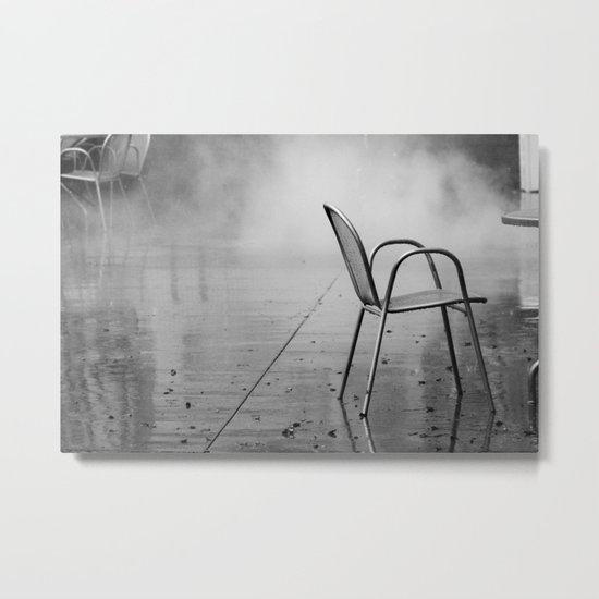 loneliness Metal Print