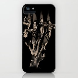 In The Deep of Island iPhone Case