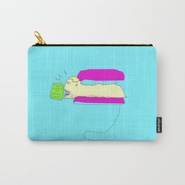 This Solarium is SEHR HEISS! Carry-All Pouch
