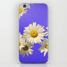 Daisy Chain Flower Art iPhone Skin