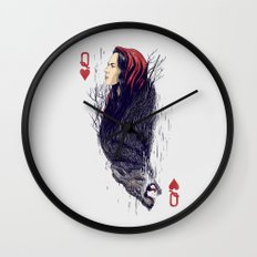 Dualism Wall Clock
