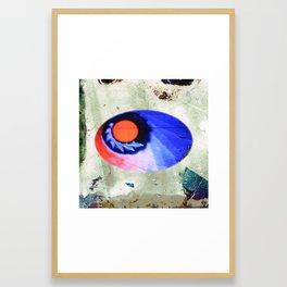 ECCO FRIENDLY Framed Art Print