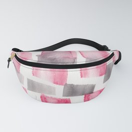 6 | 1903019 Watercolour Abstract Painting Fanny Pack