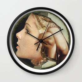 ....Bubble... Wall Clock