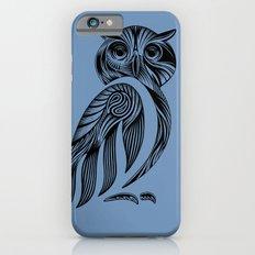 Tribal Owl Slim Case iPhone 6