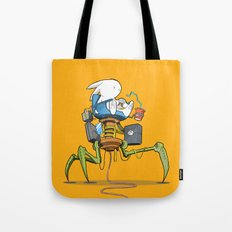 Don't Play The Game By Other People's Rules Tote Bag