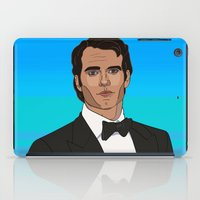 napoleon iPad Cases featuring Napoleon Solo by Grace Teaney Art