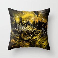 astral ark 2 Throw Pillow