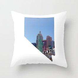 Nevada ii Throw Pillow