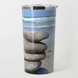 MEDITATION ROCKS Travel Mug