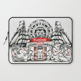 Cannibal Soup Laptop Sleeve
