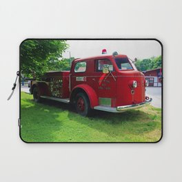 Put-in-Bay Volunteer Fire Dept V Laptop Sleeve