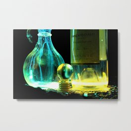 Glow #115/ Moscato D'Asti Metal Print