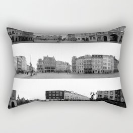 Wroclaw - The Market Square Rectangular Pillow