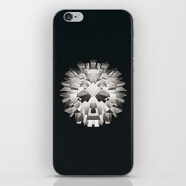 sad untitled iPhone Skin