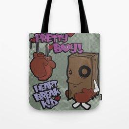 Pretty Boy Tote Bag
