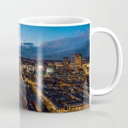 The Hague By Night Coffee Mug
