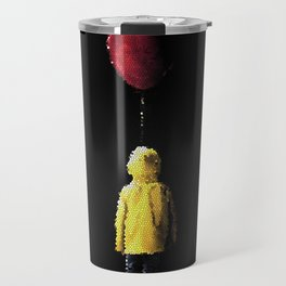 It Georgie Stained Glass Travel Mug