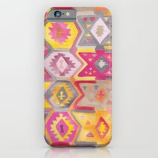 Kilim Me Softly in Pink iPhone 6s Slim Case