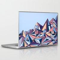 wanderlust Laptop & iPad Skins featuring Wanderlust  by Ruth Shaffer Art and Designs