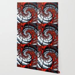 Fractal Art - Burning Web Wallpaper