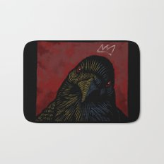 King of the Crows. Bath Mat