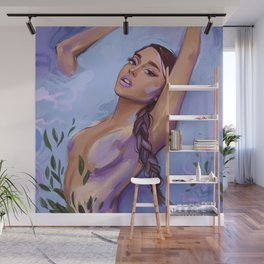 God Is A Woman Wall Mural