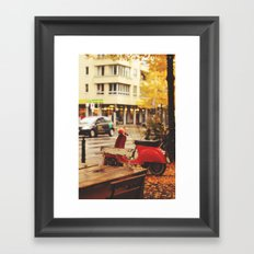 In berlin II Framed Art Print