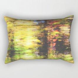 speed of fall Rectangular Pillow
