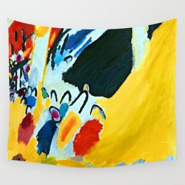 Wassily Kandinsky Impression III Wall Tapestry