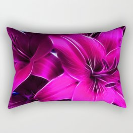 Lily the Pink Rectangular Pillow