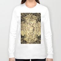 decorative Long Sleeve T-shirts featuring Decorative pattern by nicky2342