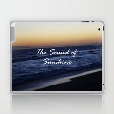 The Sound of Sunshine Laptop & iPad Skin