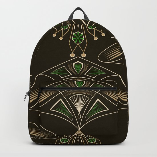 Art Deco. №1 Backpack