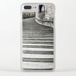 Stairway to Heaven? Clear iPhone Case