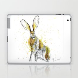 Jack Rabbit I Laptop & iPad Skin