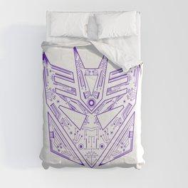 Decepticon Tech Purple Comforters