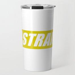 Illustraight Travel Mug Travel Mug