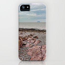 Steep Holm Bristol Channel iPhone Case